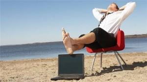 businessman-on-beach