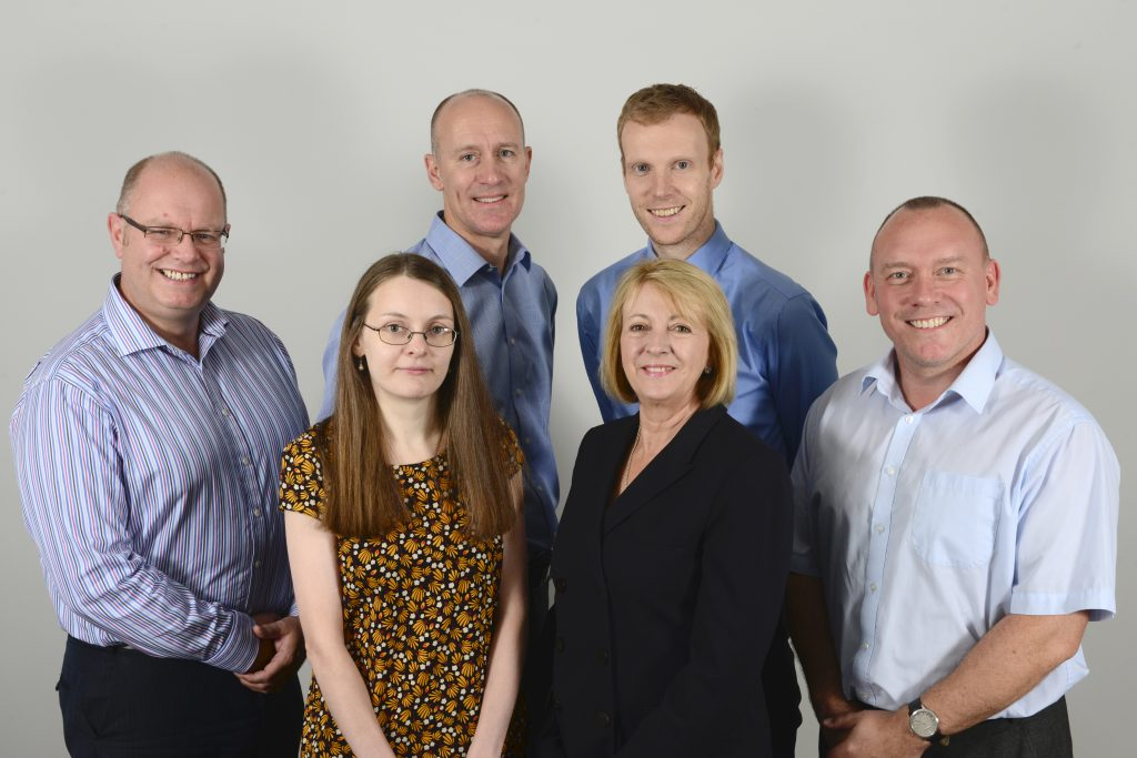 Lifetime Pension Dept staff, Dodworth, Barnsley, South Yorkshire, UK.